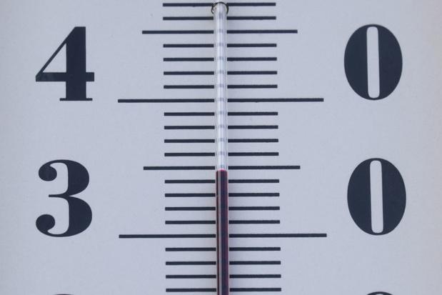 Onze lichaamstemperatuur daalt
