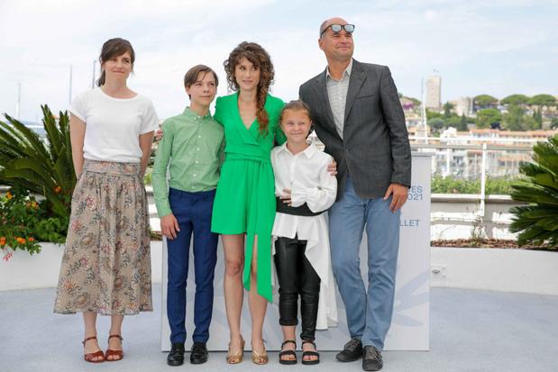 Un film belge longuement applaudi au Festival de Cannes