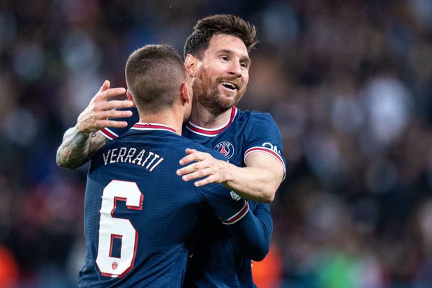 Premier but pour Messi avec le PSG qui bat Manchester City, humiliation pour le Real battu par Sheriff Tiraspol