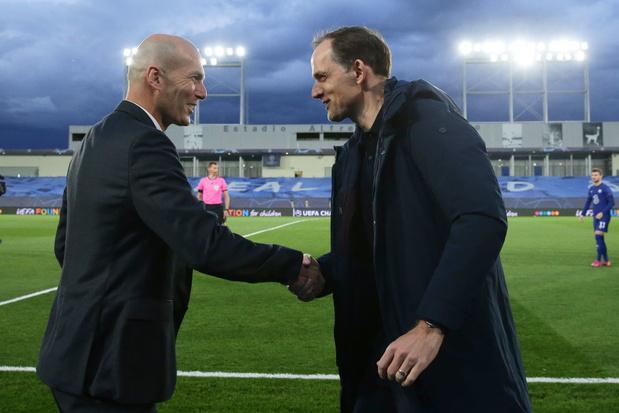 Ligue des champions: Zidane ou Tuchel, la finale leur tend les bras
