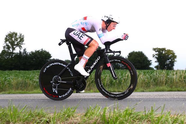 Tour de France: Pogacar écrase la concurrence sur le chrono, van der Poel sauve son maillot jaune