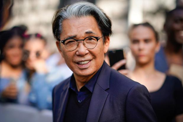 Modeontwerper Kenzo Takada (81) overleden aan covid-19