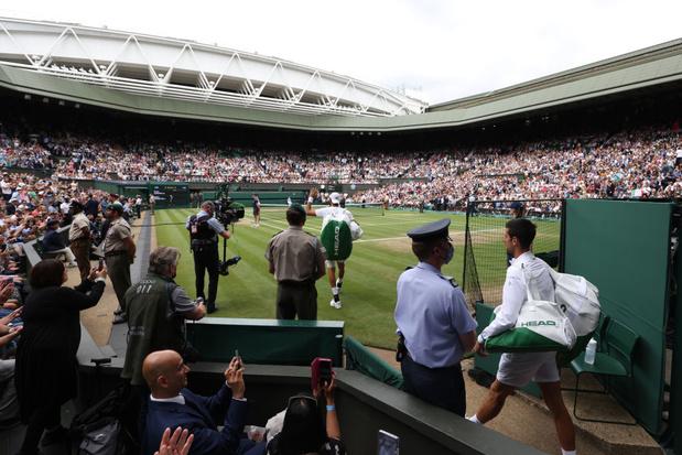 Wimbledon: Une enquête en cours sur deux matches pour d'éventuels paris suspects