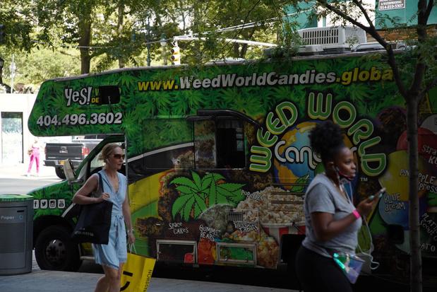 New York se rapproche d'une légalisation du cannabis récréatif