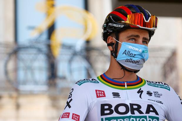 Tour de France: Peter Sagan, blessé au genou, abandonne