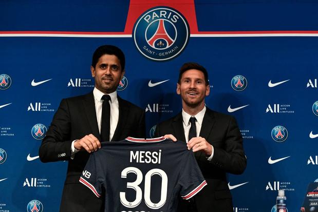 En venant à Paris, Lionel Messi rêve de gagner une cinquième Ligue des Champions
