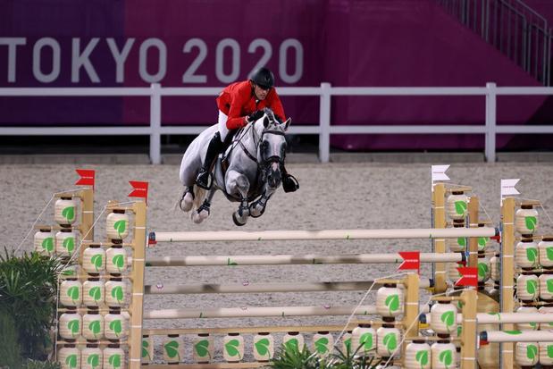 Les cavaliers belges en finale du concours par équipe de saut d'obstacles