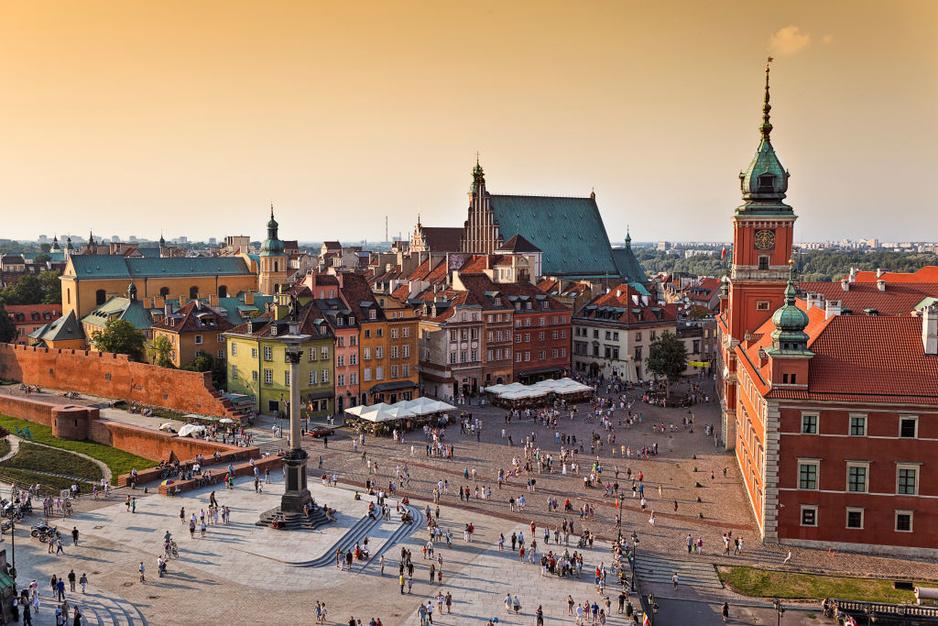 48 uur in Warschau: gewrongen tussen het oude Polen, IJzeren Gordijn en moderne wolkenkrabbers