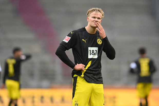 Dortmund a les reins assez solides pour garder Erling Haaland