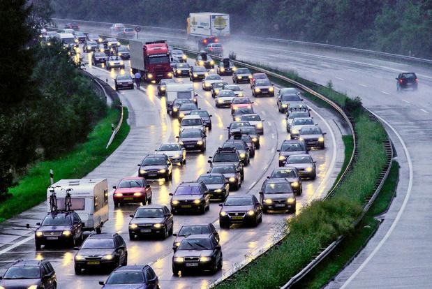 Dit weekend megadrukte op Europese wegen