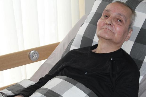 Christophe Devos zat drie jaar opgesloten in eigen huis, stad zorgt nu voor oplossing