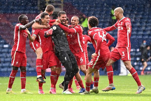 Miraculé, Liverpool aux portes de la C1