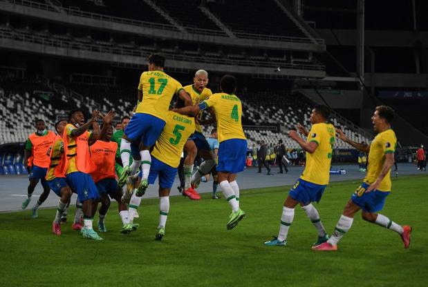 Copa América: Casemiro qualifie le Brésil à la 90e minute +10