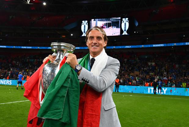 """Roberto Mancini: """"Une victoire importante pour tout le monde"""""""