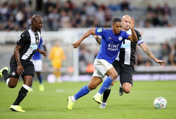 Avec Tielemans et Praet, Leicester se qualifie au 3e tour de la Coupe de la Ligue anglaise