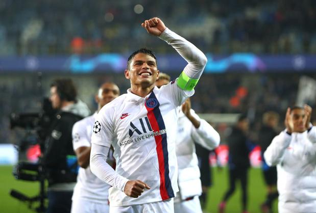 Thiago Silva, la fin d'une ère à Paris