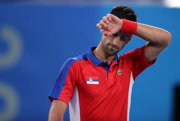 Novak Djokovic ne réussira pas le Grand Chelem doré