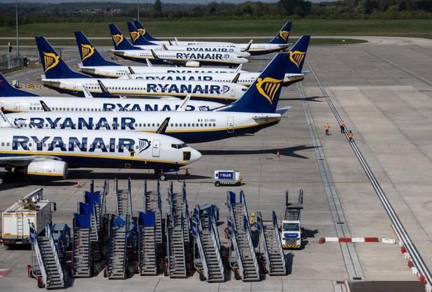 Ryanair belooft 200 nieuwe banen in België