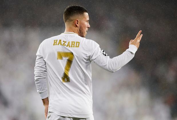 """Eden Hazard: """"J'ai sûrement fait la moins bonne saison de ma carrière"""""""