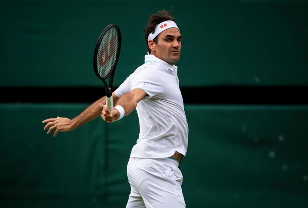 Tokyo 2021: Federer dans la délégation suisse