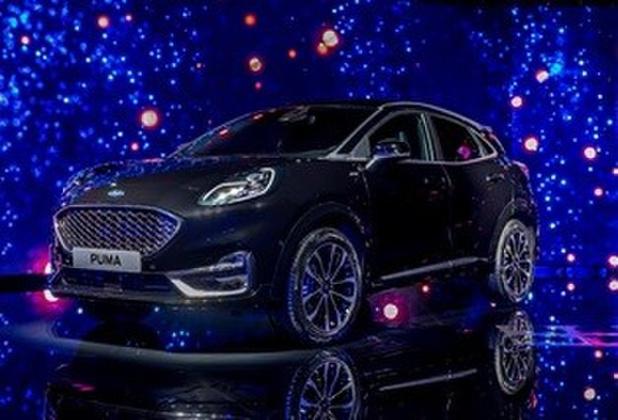 Ford breidt Puma-gamma uit