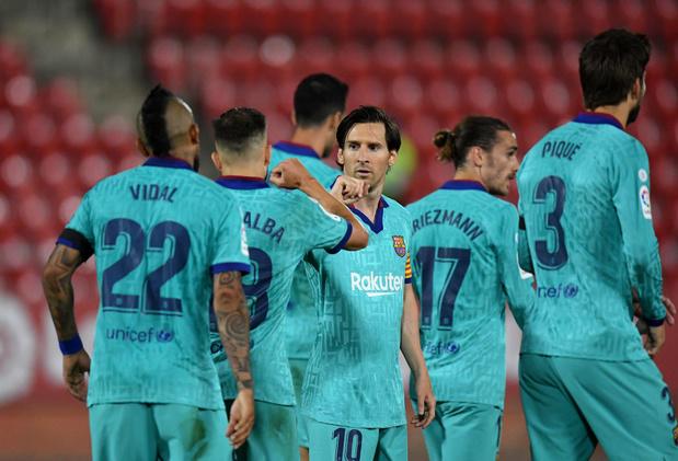 Le Barça pour s'envoler, le Real pour recoller