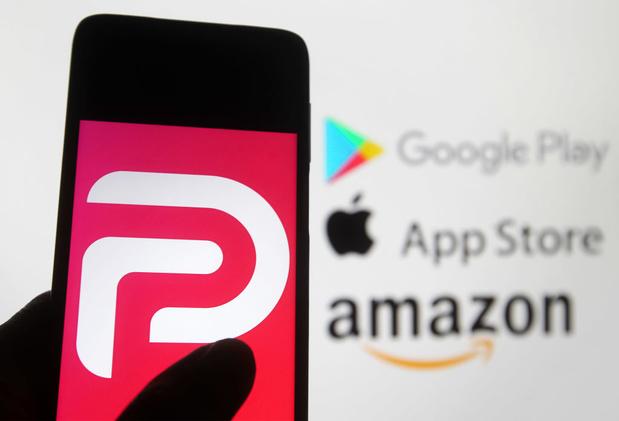 Na Google en Apple verhindert nu ook Amazon het gebruik van Twitter-alternatief Parler