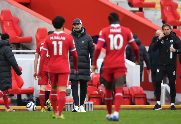 Salah-Firmino-Mané, le trident de Liverpool ne pique plus