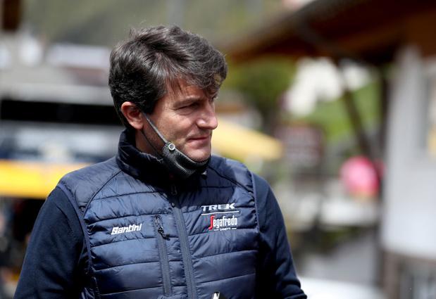 Le directeur sportif de Trek-Segafredo, atteint d'un cancer, démissionne de son poste