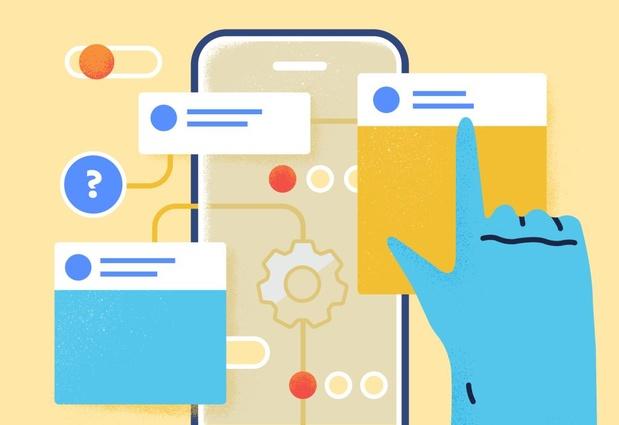 Facebook va vous expliquer pour chaque message pourquoi il vous est présenté