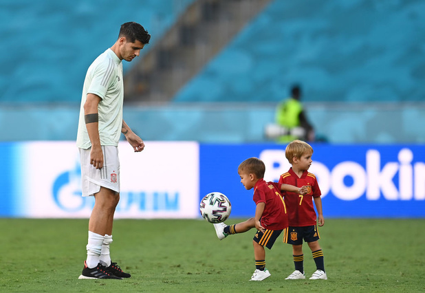 Alvaro Morata n'a pas trouvé le sommeil après avoir été menacé