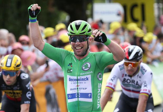 Tour de France: Eddy Merckx, le Voldemort d'un Cavendish qui épate le peloton