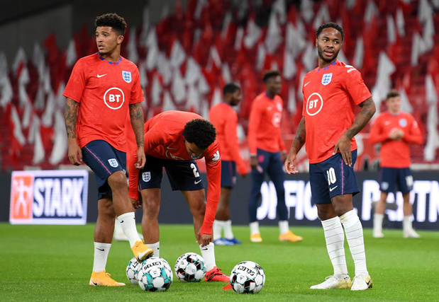 Prochain adversaire des Diables, l'Angleterre confrontée encore aux écarts de ses joueurs