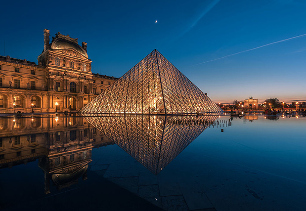 Parijse Louvre heropent maandag in post-Covid-versie