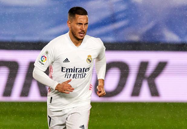 """Zidane: """"Eden Hazard peut encore nous apporter beaucoup"""""""