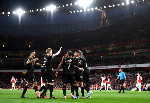 Manchester City-Arsenal reporté en raison du coronavirus