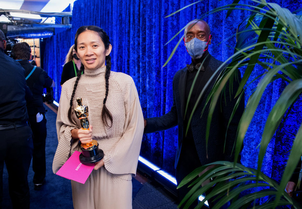 Oscars: Chloé Zhao, nomade du septième art