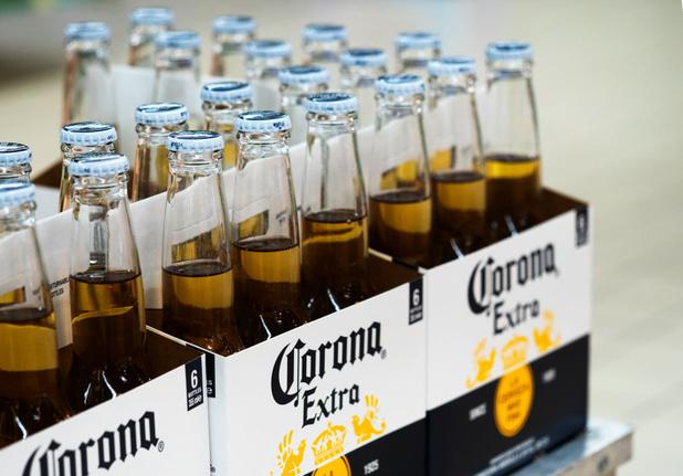Mexico stopt voorlopig met brouwen Corona-bier