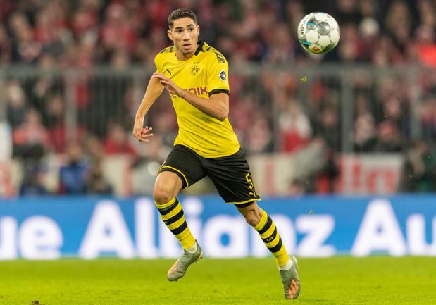 Hakimi, le fan du Real qui brille à Dortmund