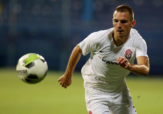 Anderlecht recrute le l'Ukrainien Bogdan Mykhaylichenko