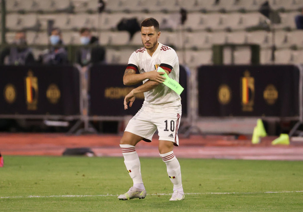 Martinez enthousiaste mais réaliste concernant Kevin De Bruyne et Eden Hazard
