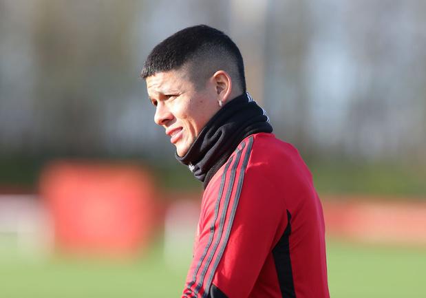 Manchester United va rappeler à l'ordre Marcos Rojo pour avoir brisé le confinement