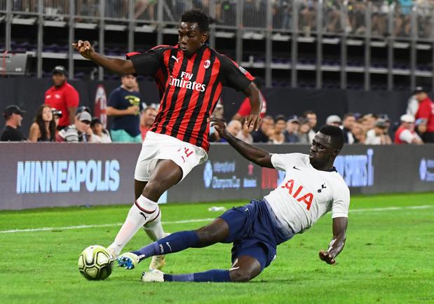 Charleroi accueille en prêt un attaquant du Milan AC
