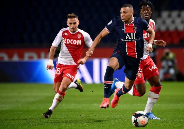 Ligue 1: une lutte à 4 pour le titre