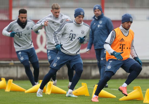 Le Bayern de Flick en reconquête