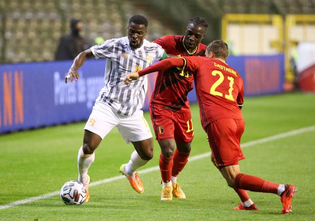 EURO 2021: L'ascension fulgurante de Doku, la revalidation de Castagne, les ambitions de Jorginho