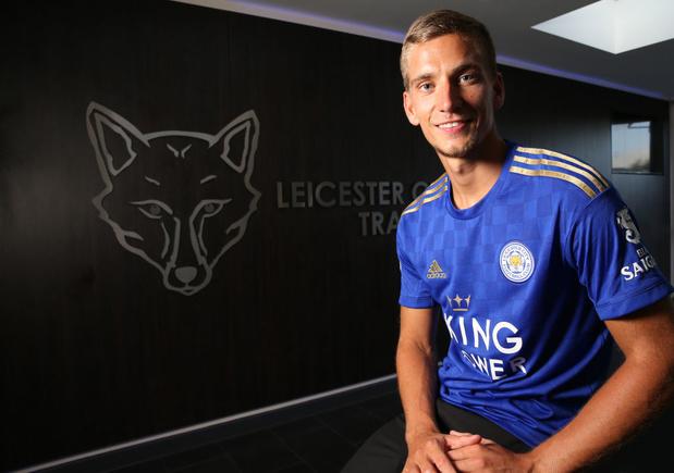 Dennis Praet rejoint Leicester pour 5 ans! (officiel)