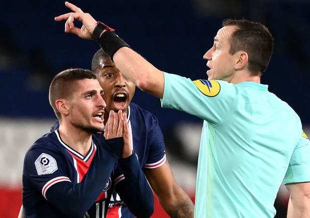 """Ligue 1: pour le PSG, """"ça commence à faire beaucoup"""""""