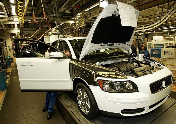 Volvo Gand devra encore suspendre sa production quatre jours la semaine prochaine