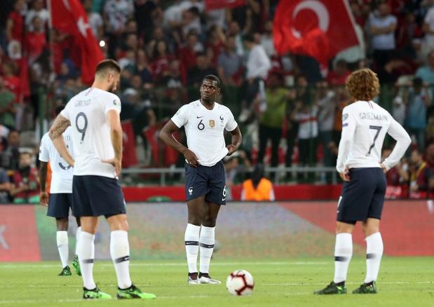 La France et le Portugal n'ont plus de joker